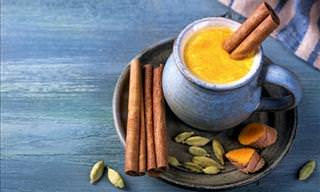 Golden Milk: Health Benefits and Recipe