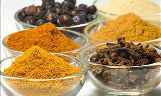 The Spice Cheat-Sheet