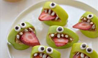 7 Halloween Recipe Ideas