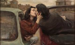 Paintings of Artists Inspired by Love