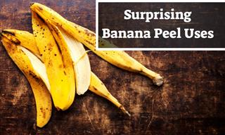 5 Surprisingly Ingenious Banana Peel Uses You Never Knew
