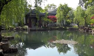 Whoa! This Chinese Garden Puts All Others to Shame...