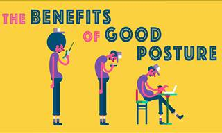 Good Posture is Beneficial to Your Health