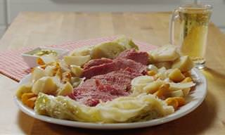 Recipe: Irish Corned Beef and Cabbage