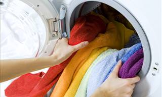 Quick Tip: Speed Up Your Laundry Time