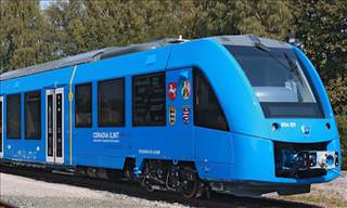 Germany to Put First Zero-Emissions Train Into Service