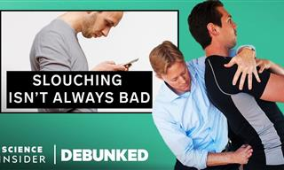 Physical Therapists Debunk Posture and Back Pain Myths