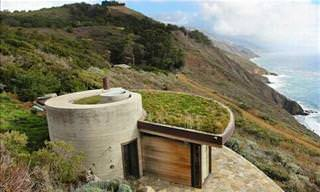12 Homes Built Into Nature