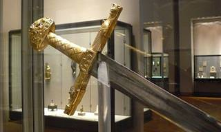 8 of the Most Famous Swords Ever Forged