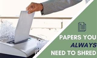 7 Documents You Didn't Know You Need to Shred