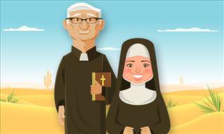 The Nun and Priest Are Camel-less