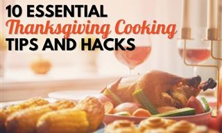 10 Cooking Tips for an Upgraded & Stress-Free Thanksgiving