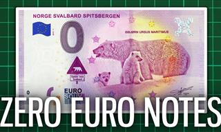 Zero Euro Banknotes - Why Do They Exist?