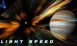 Ready to Learn How Fast the Speed of Light Actually Moves!