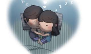 Love is...  Lovely!