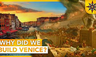 The Curious Story Why Italians Decided to Build Venice