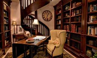 Majestic Home Libraries