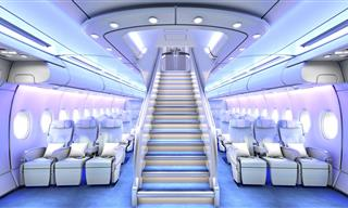 Take an Unforgettable Ride in the Magnificent Airbus A380…