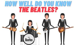 TRIVIA: How Well Do You Know The Beatles?