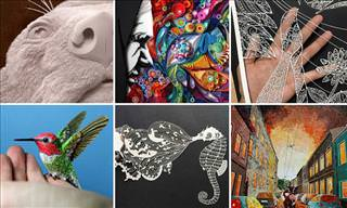 9 of the Best Paper Art Posts Featured on BabaMail