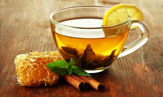 What a Great Combination: Honey & Cinnamon