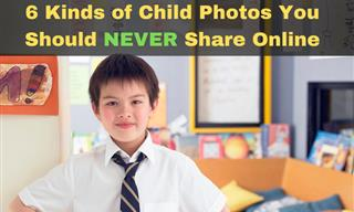 "How to Post a ""Safe"" Photo of Your Child: 6 Handy Tips"