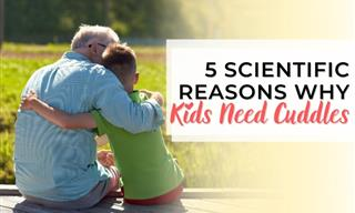 5 Science-Backed 'Excuses' to Cuddle Your Kids and Grandkids More