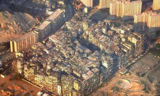 Kowloon City: Crowdest Place on Earth!