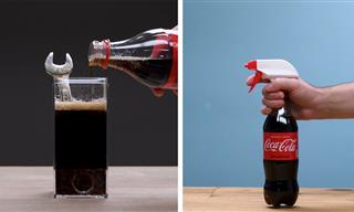 Who Knew Coke Could Be So Helpful Around the House?