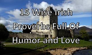 15 Clever Irish Proverbs