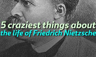 The Crazy Life of Friedrich Nietzche