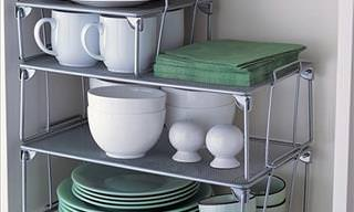 Don't Let Kitchen Space Go to Waste