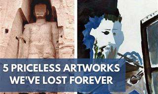 5 Priceless Works of Art That Are Lost Forever