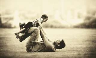 A Father's Love: Happy Father's Day!
