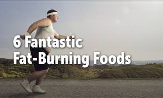 6 Fantastic Fat-Burning Foods