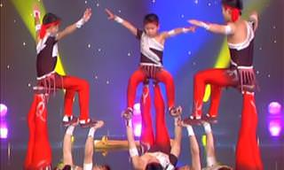 The World's Greatest Tiny Acrobats