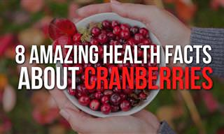 8 Wonderful Health Benefits of Cranberries