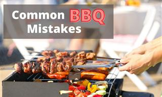 6 Common Mistakes That Can Ruin Your Barbecue