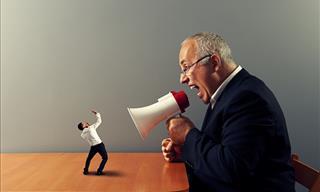 Joke: The Angry CEO