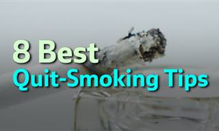 8 Great Tips to Help You Quit Smoking