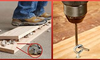 Enjoy Woodworking? Then You MUST Know These Hacks