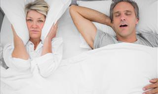 11 Natural Remedies to Put an End to Snoring