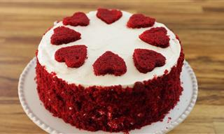 Learn How to Make a Rich and Delicious Red Velvet Cake