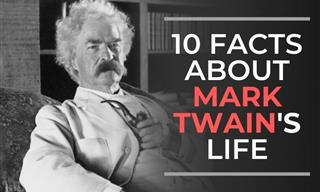 10 Fascinating Facts About Mark Twain's Life
