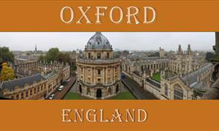 A Visit to Oxford University