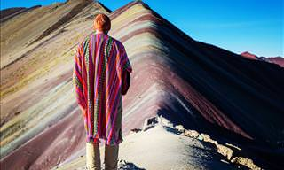 Stunning Rainbow Mountain Peru and the Ausangate Trek