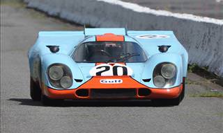 14 of the Most Iconic Racing Cars of All Time