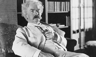 Great Words of Advice By Mark Twain