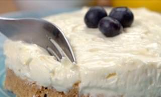 Delicious No-Bake Cheesecake