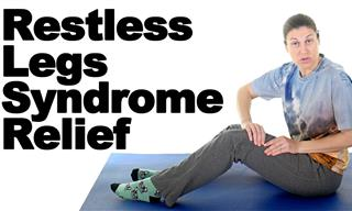 Easy Home Workouts to Treat Restless Legs Syndrome